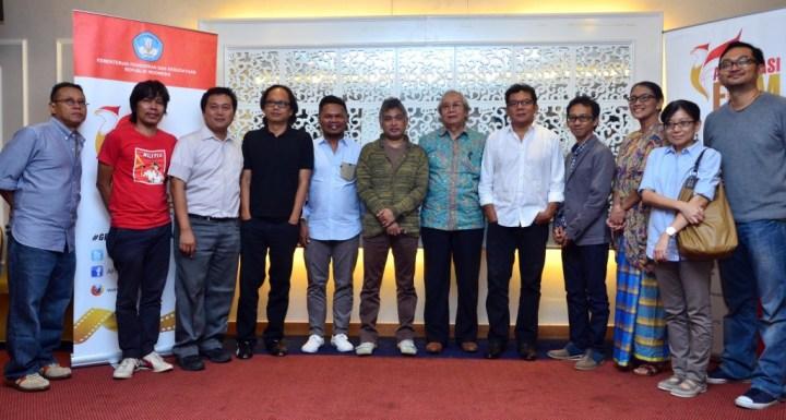 Foto Dewan Juri & Tim Ahli