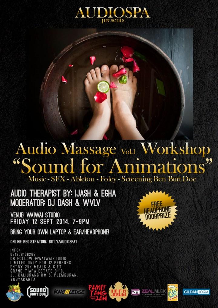 workshop audiospa