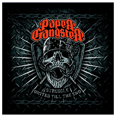Paper Gangster Album Cover