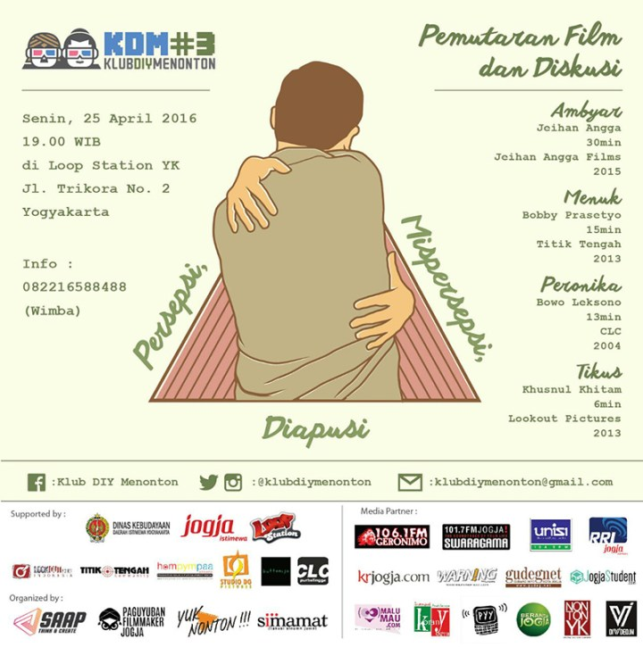Poster KDM 3