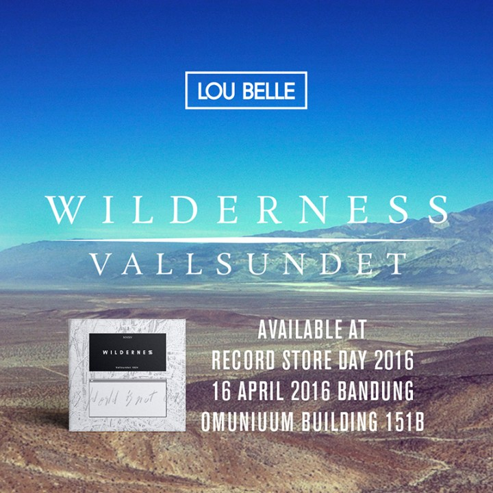 Wilderness - Record Store Day