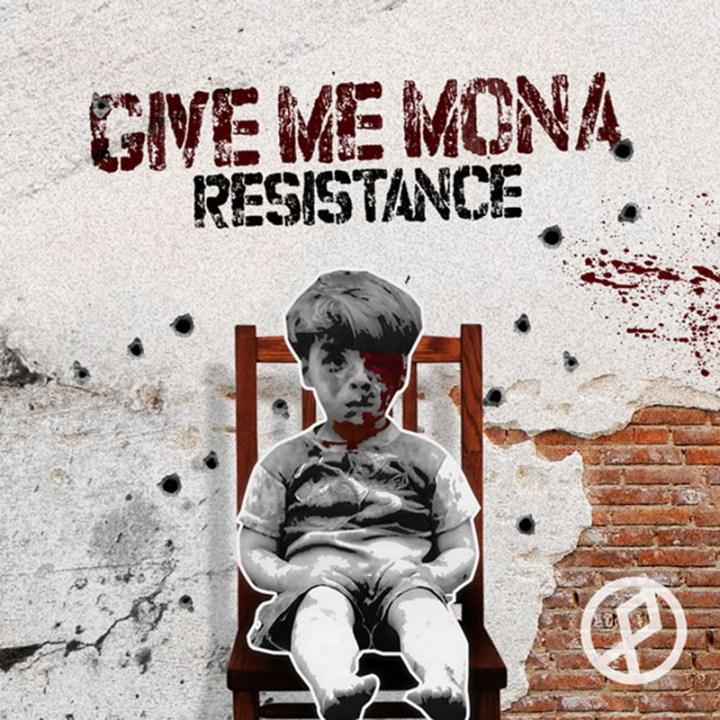 GIVEMEMONA - RESISTANCE [SINGLE COVER]