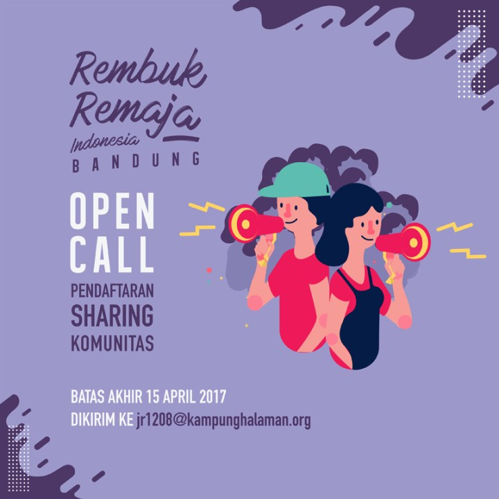 OPEN CALL VERSI 2 #RR