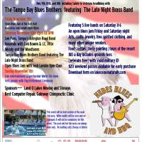 Lake Como Resort Presents 2nd Annual Nudes, Blues & BBQ Festival