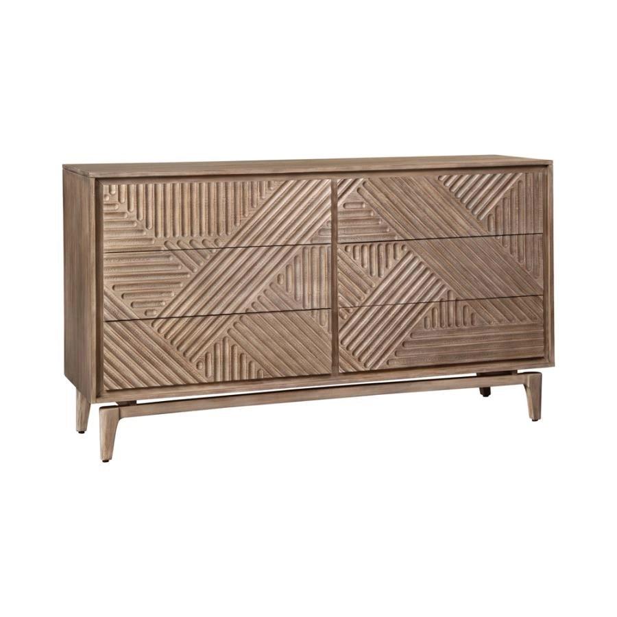 Vanowen 6-drawer Dresser
