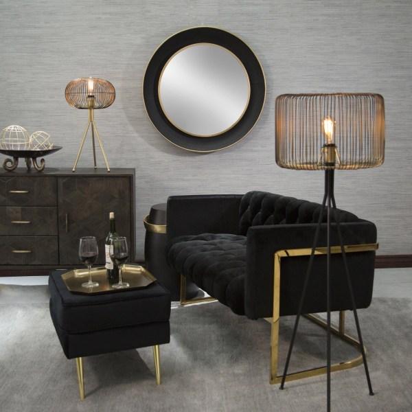 Mirage Sphere Table Lamp