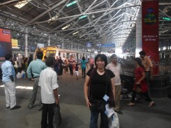 At CST