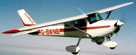 two seater plane