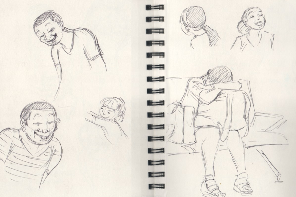 China Sketchbook-4