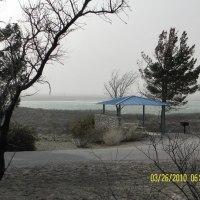 Lake Brantley State Park (north of Carlsbad) to Ft Sumner Lake State Park