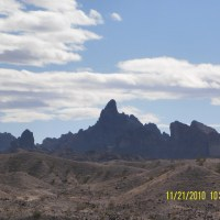Needles, CA, to Parker, AZ