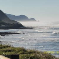 Central Oregon Coast - Waldport to Florence