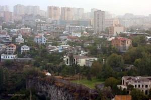 Yerevan Armenia by day