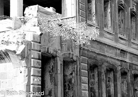 Gyumri Armenia old building