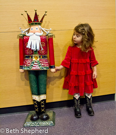 Nutcracker and little one 5