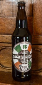 Odin's Saga Series Invading Ireland Oak-Aged Stout 2014