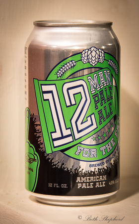 12 Man Pale Ale