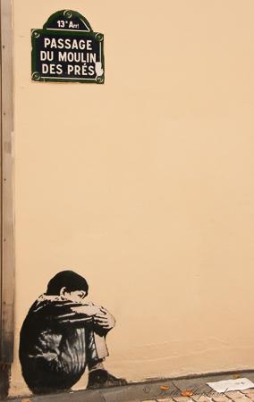 La Butte aux Cailles murals