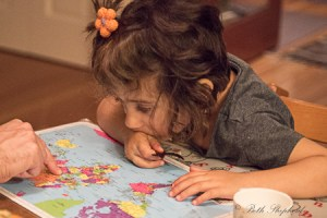 Where is Armenia close up