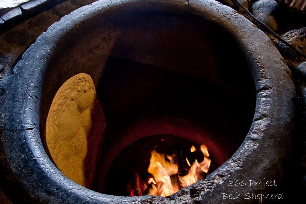 lavash cooking