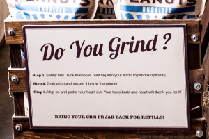 Do you grind- CB's Nuts