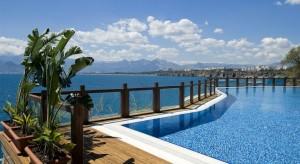 Hotel i Antalya