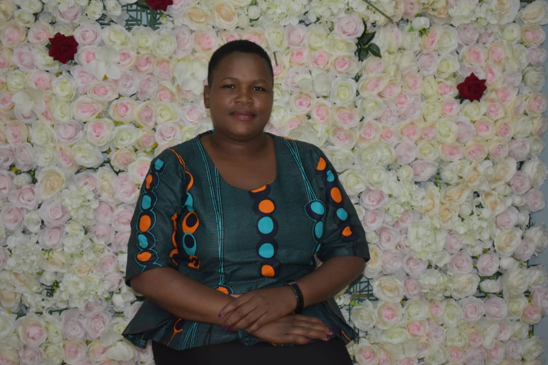 Abigale Mupambi Pro- Democracy Activist and Human Rights Defender