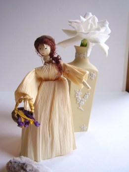 Photographing doll sets