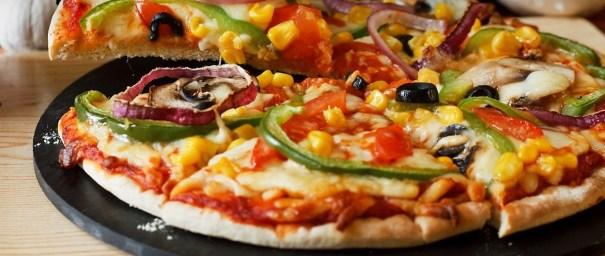 Vegetarpizza - sunn og næringsrik