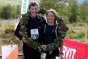 Pernilla Berg maratonvinner