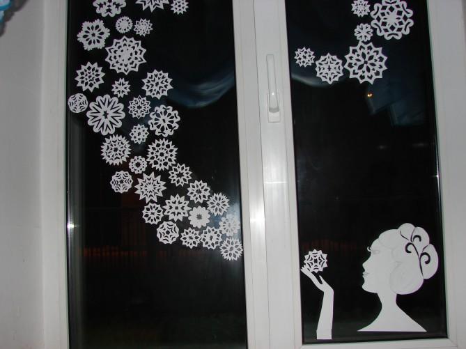 Fulgi de zăpadă 1.