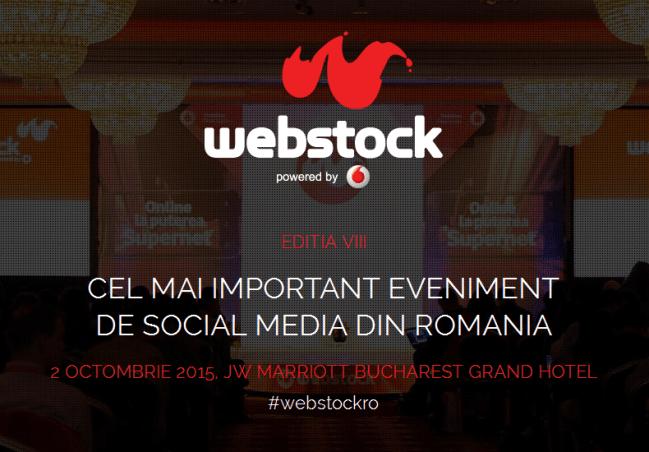 Webstock 2015 pana bogdan