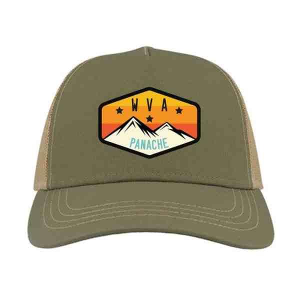 Trucker cap patsh