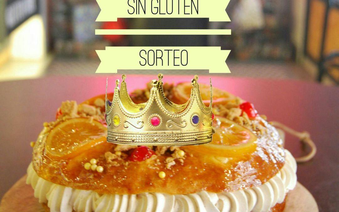 Sorteo Roscón Reyes Sin Gluten #SorteoRosconSinGluten