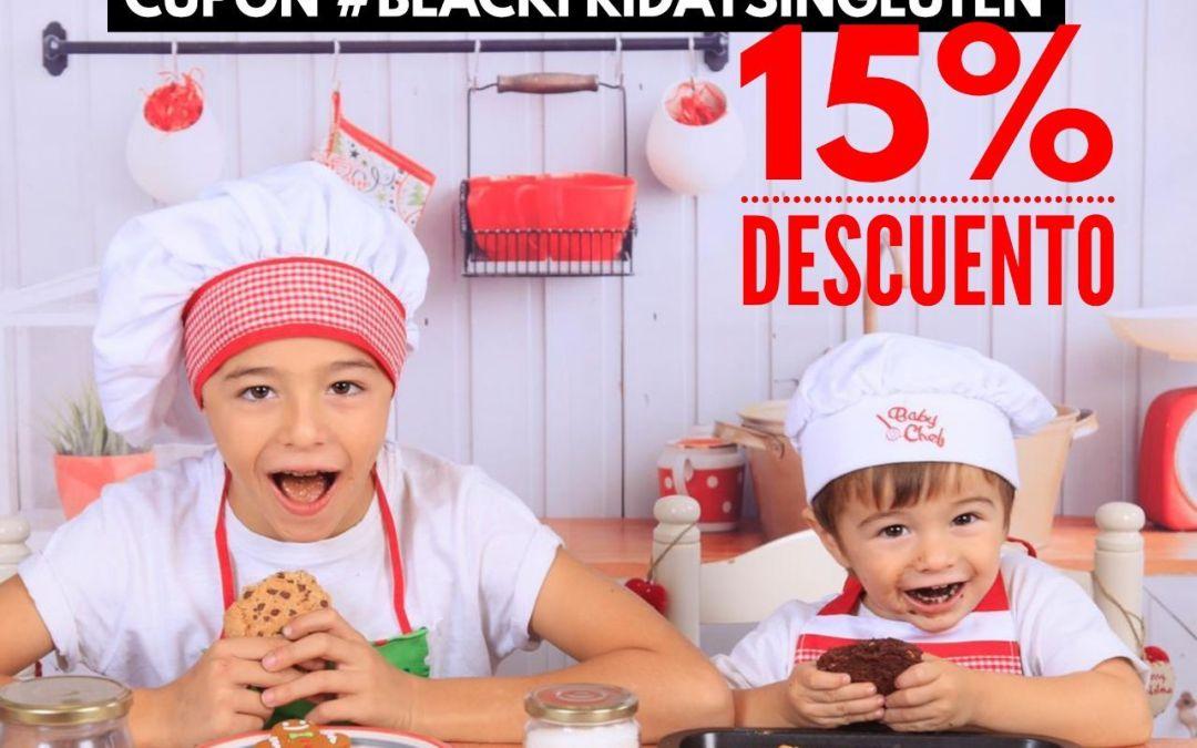 #BlackFridaySinGluten Sin Gluten