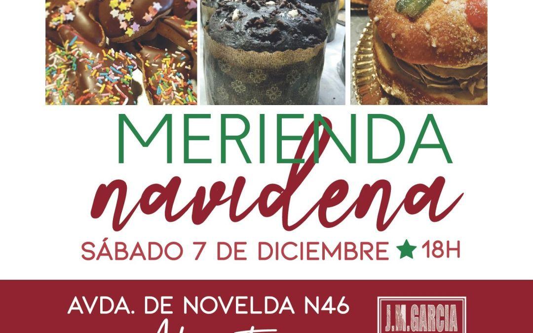 ¡Merienda Navideña 2019! Panadería José María García Sin Gluten