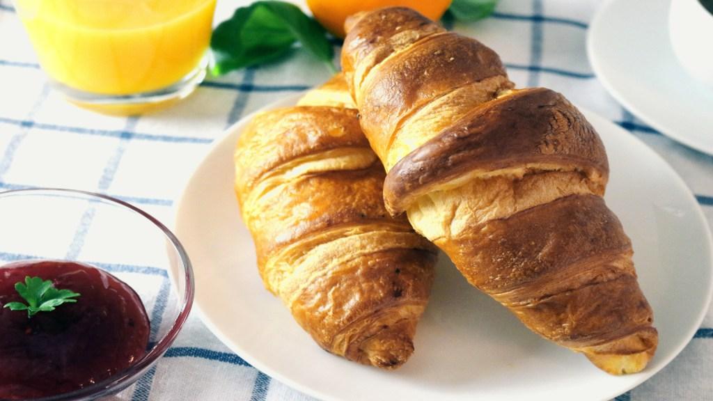 El maravilloso Croissant.1920