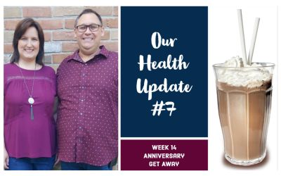 Our Health Update #7 – Anniversary Edition