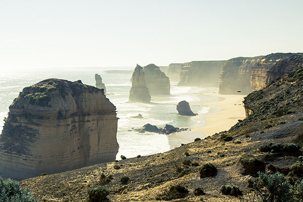 12 (closer to 6.5) Apostles on the Great Ocean Road