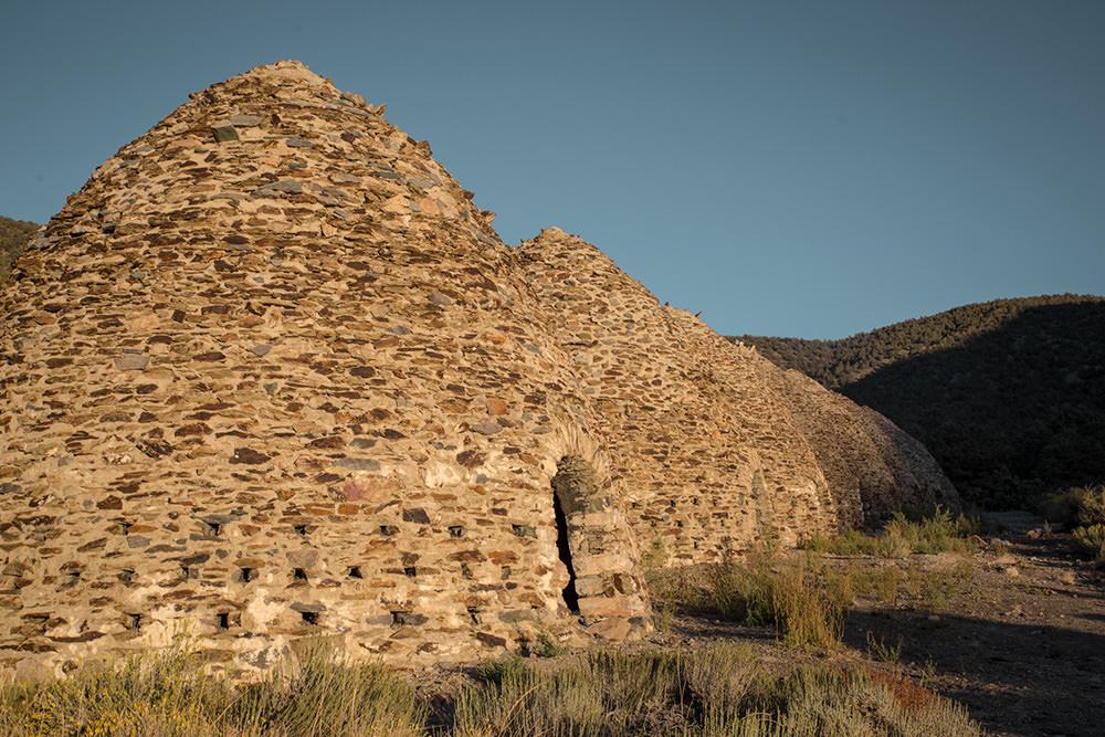 Charcoal Kilns, Death Valley National Park