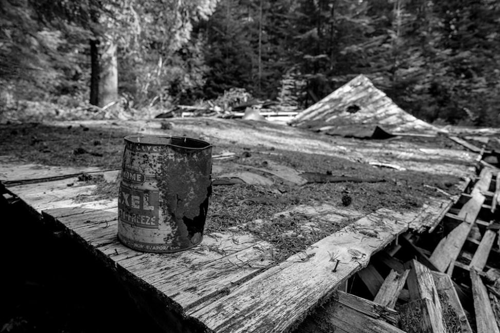 Parkhurst Ghost Town, Whistler