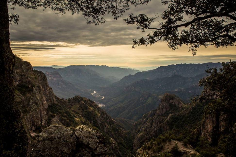 Stunning views.