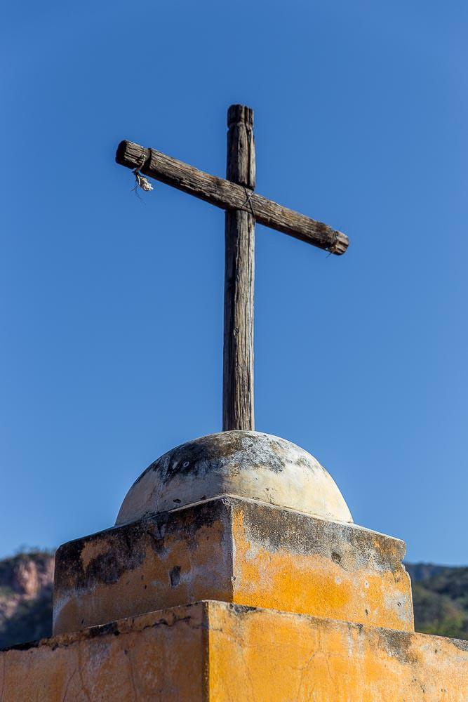 Satevo Mission, near Batopilas.