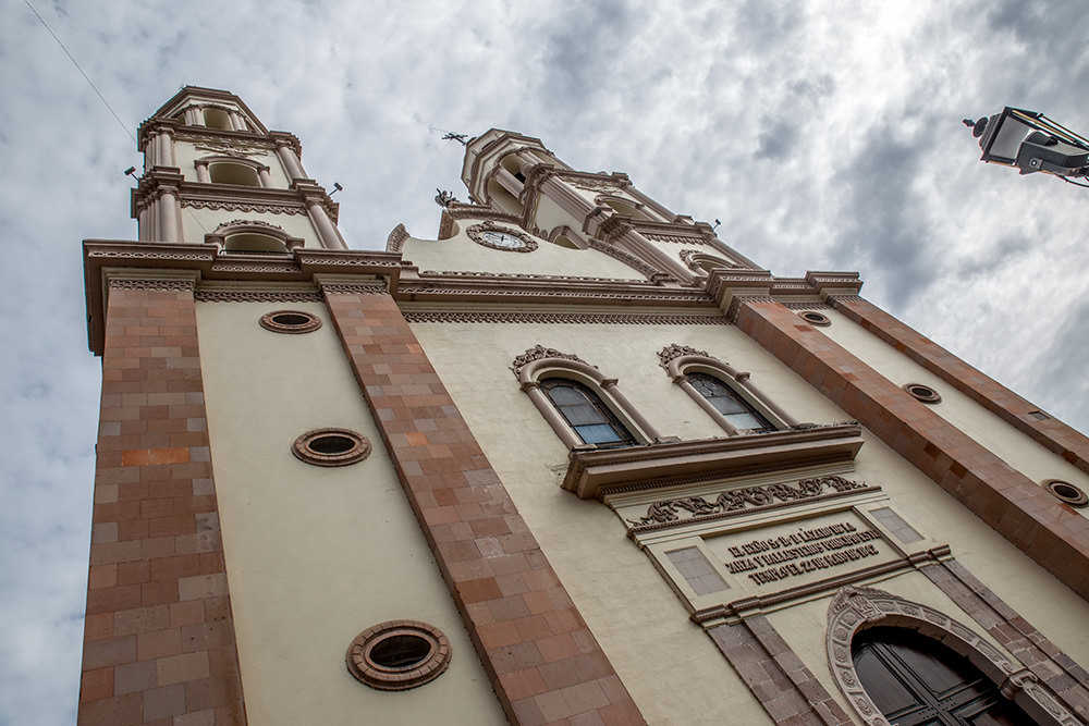 Culiacán Cathedral.