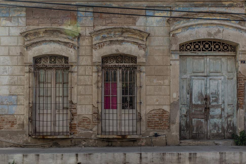 Colonial building, Mazatlán.