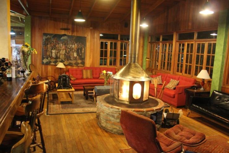 Image result for supper at los quetzales cabin, panama