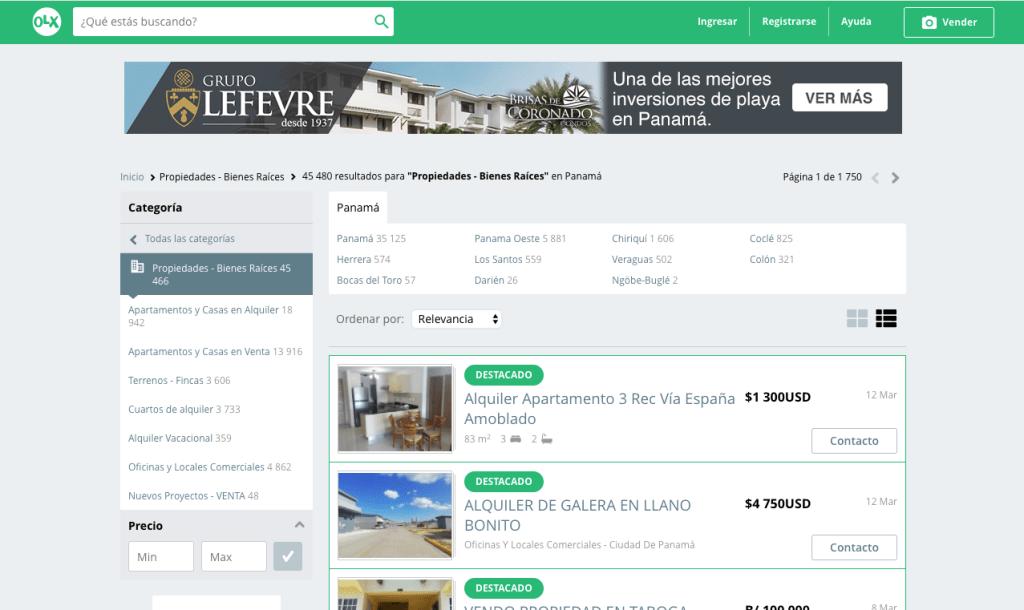 Apartamentos En Venta En Panama - olx.com.pa