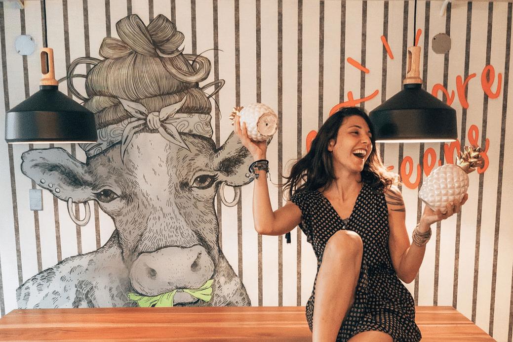 La marca Selina contrata a artistas para hacer murales originales en todas sus propiedades