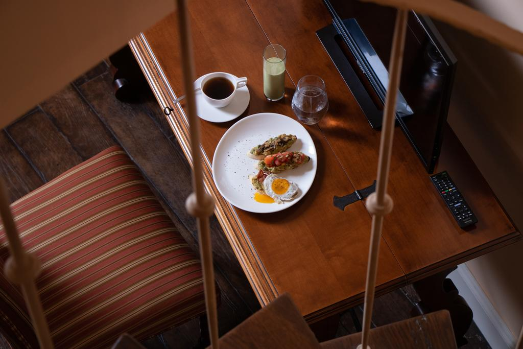 Room service is available 24 hours in Villa Palma Boutique Hotel