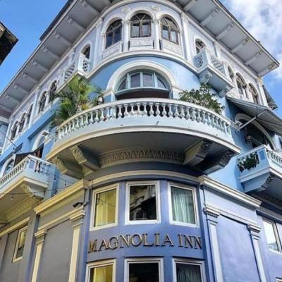 Magnolia Inn is both a Hotel and a Hostel in Casco Viejo